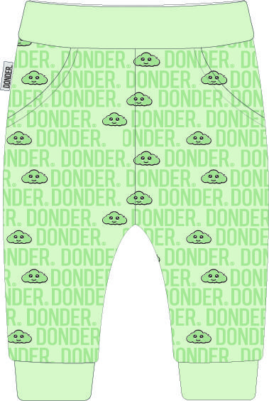 Jogger | Name Mint Groen