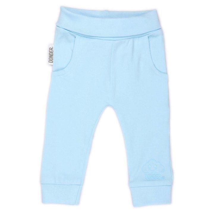 (Nederlands) Jogger | Puffprint | Basic Blauw