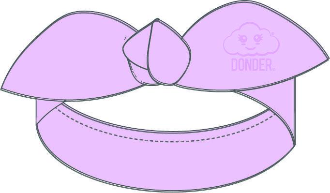 Haarband | Basic Roze