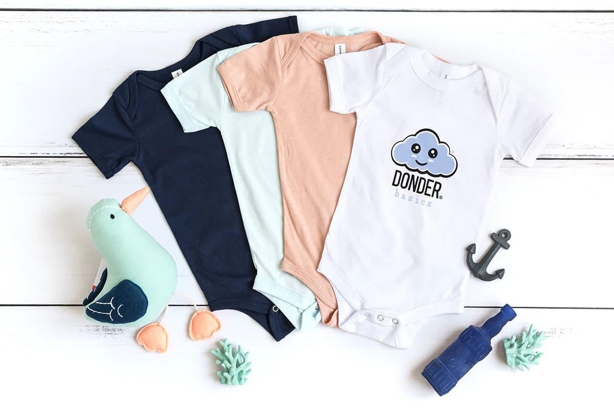 Donder babykleding | Jongens