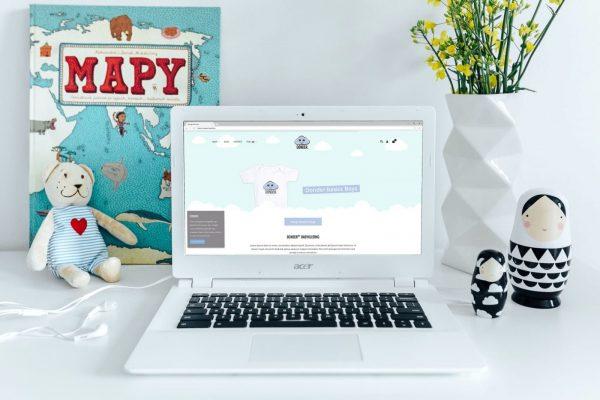Nieuwe webshop Donder | babykleding